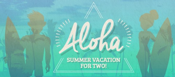 Aloha Summer Vacation Sweepstakes