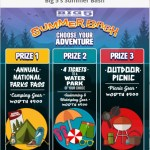 Big 5 Summer Bash Giveaway - Win A Summer Adventure Prize Package