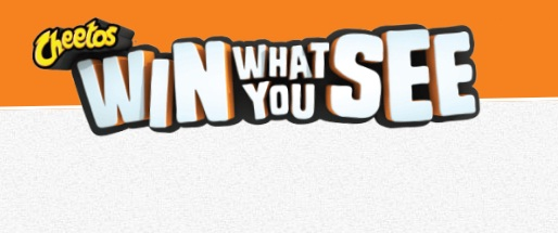 Cheetos Win What You See Instant Win Game And Sweepstakes