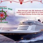 Hallmark Channel Sail The Holiday Seas Sweepstakes