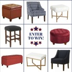 HomePop Comment To Win Sweepstakes - Win HomePop Furniture
