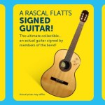 Hostess Rascal Flatts Sweepstakes - Win A Trip To See Rascal Flatts Concert