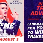 Landmark Cinemas The Spy Who Dumped Me Contest