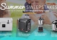 Monoprice Summer Sweepstakes
