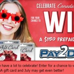 Pay2Day Facebook Sweepstakes