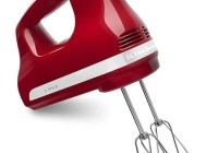 Rasa Malaysia KitchenAid 5 Speed Ultra Power Hand Mixer Giveaway