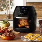 Steamy Kitchen Power AirFryer Oven Giveaway