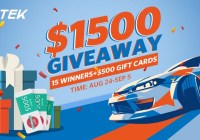 BESTEK Power Inverters Giveaway