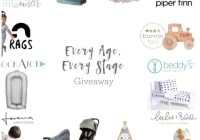 Every Age, Every Stage Giveaway