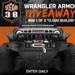 Extremeterrain Deegan 38 Wrangler Armor Giveaway