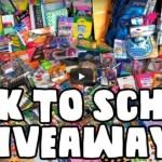 Grav3yardgirl Back To School Giveaway
