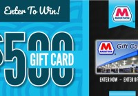 Marathon Gift Card Sweepstakes