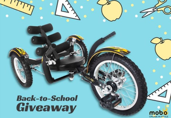 Mobo Cruiser Back to School Giveaway