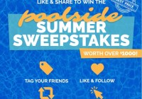 Namco Pool Poolside Summer Sweepstakes