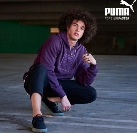Puma Footwear News Sweepstakes