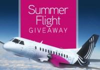 Summer Flight Giveaway