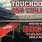 Big Red Touchdowns And Tailgates Giveaway