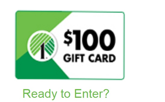 Dollar Tree Email Sign Up Sweepstakes