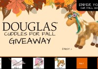 Douglas Cuddles For Fall Giveaway