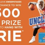 Never Back Down Aleve Sweepstakes