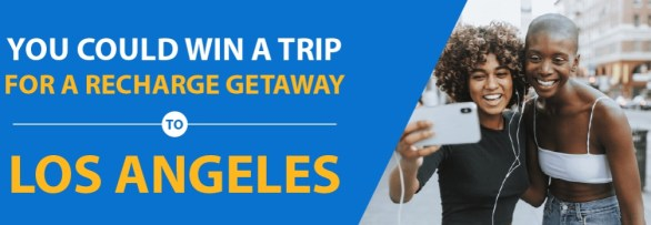 The Steve Harvey Morning Show Recharge Getaway With Junior Sweepstakes