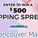 Vancouver Mall Fall Shopping Spree Giveaway