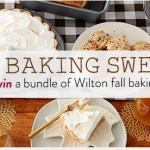 Wilton Fall Into Baking Sweepstakes