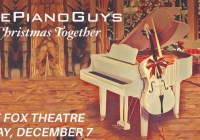 100.3 WNIC The Piano Guys Christmas Together Sweepstakes