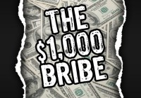 100.7 WMMS The $1,000 Bribe Sweepstakes