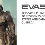 Archiact Evasion Launch Sweepstakes