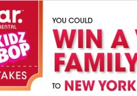 Dollar Kidz Bop Sweepstakes