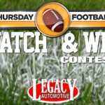FOX 55 Thursday Football Watch & Win Sweepstakes