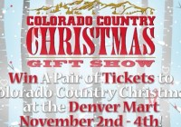 KDVR TV Colorado Country Christmas Gift Show Contest