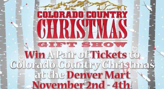 KDVR TV Colorado Country Christmas Gift Show Contest