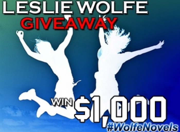 Leslie Wolfe Casino Girl Sweepstakes - Win $1000 Gift Card