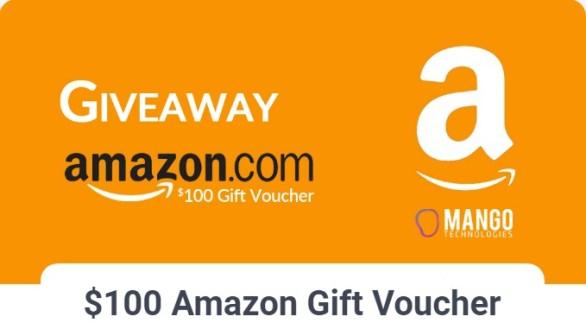 Mango Technologies Amazon Giveaway