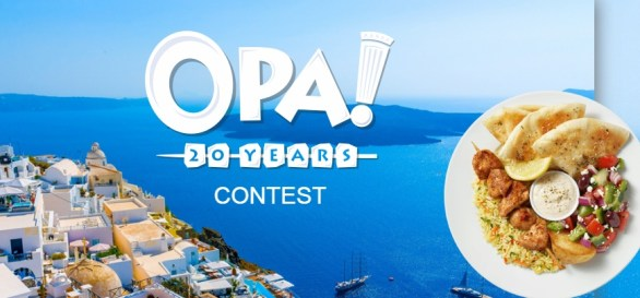 OPA 20 Years Contest