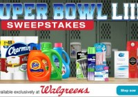 P&G Superbowl LIII Sweepstakes