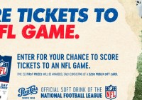 Pepsi NFL Drive Away Sweepstakes