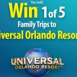 Post Universal Orlando Contest