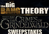The Big Bang Theory Fan-tastic Sweepstakes