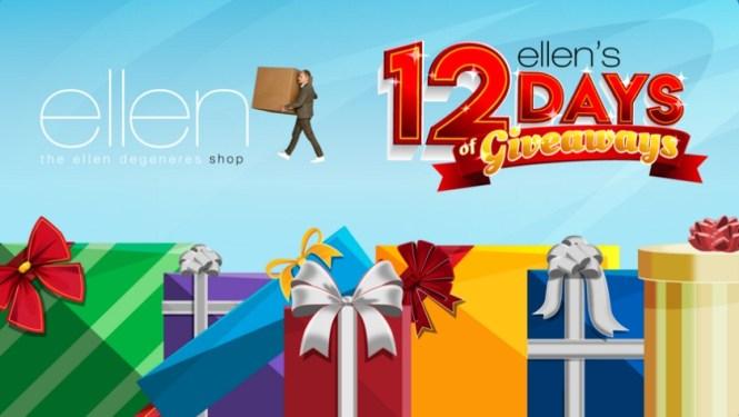 $500 Ellen Shop Gift Card Giveaway