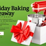 Allrecipes Holiday Baking Giveaway
