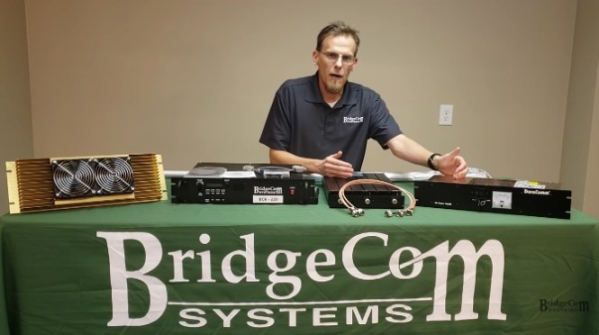 BridgeCom Systems 220 Mhz Repeter System Giveaway