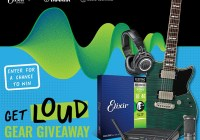 Elixir Strings Get Loud Gear Giveaway
