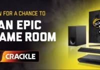 Epic Sony Game Room Sweepstakes