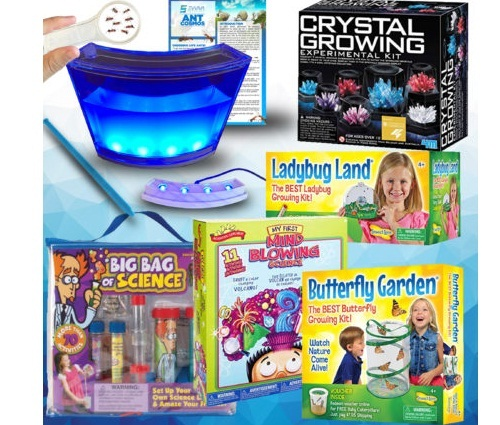 Evviva Sciences Science Toy Kits Exclusive Giveaway