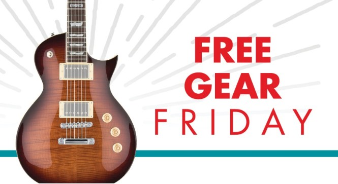 Full Compass Systems Free Gear Friday Giveaway