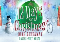 I Just Got Hit 12 Days Of Christmas Bike Giveaway