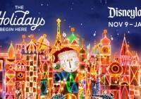 K103 Holiday Magic At Disneyland Resort Sweepstakes